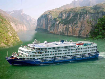 11 Days Yangtze River & Panda Family Tour